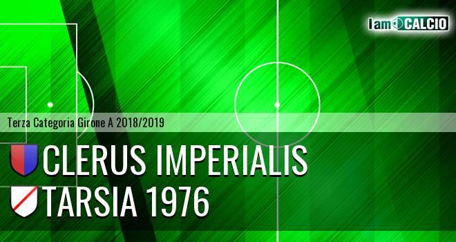 Clerus Imperialis - Tarsia 1976