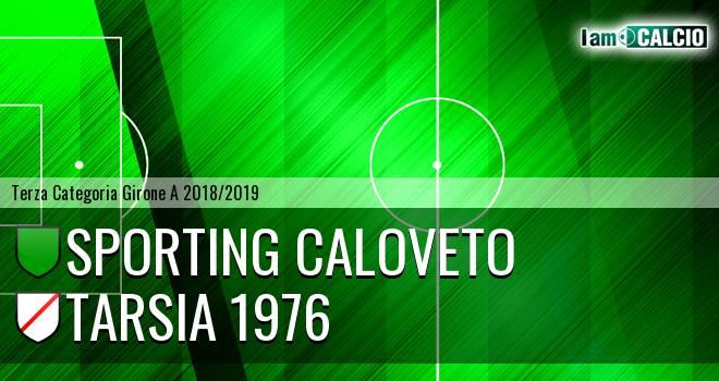 Virtus Caloveto - Tarsia 1976