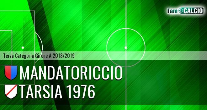 Mandatoriccio - Tarsia 1976