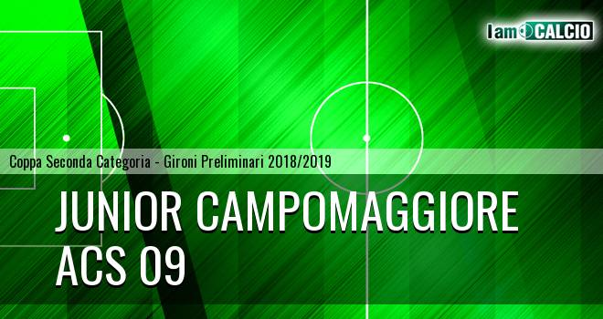 Junior Campomaggiore - Acs 09