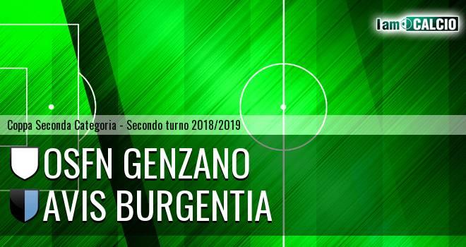 Osfn Genzano - Avis Burgentia