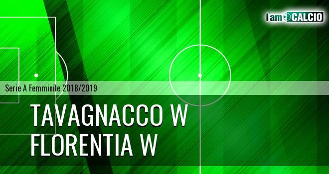 Tavagnacco W - Florentia W