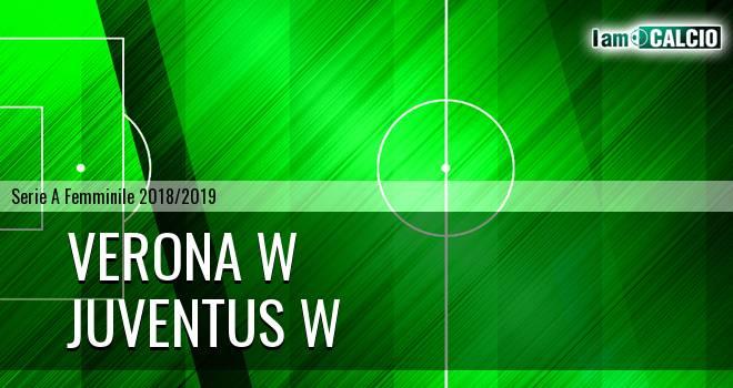 Verona W - Juventus W