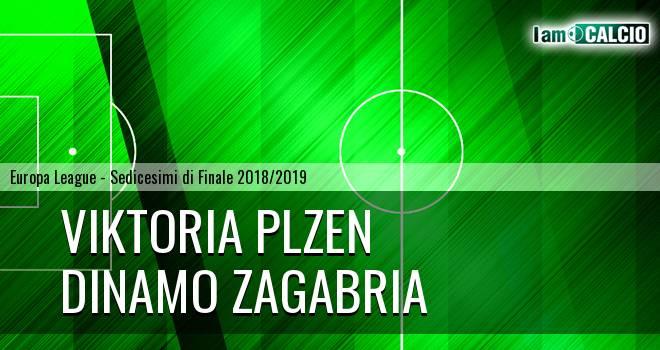 Viktoria Plzen - Dinamo Zagabria