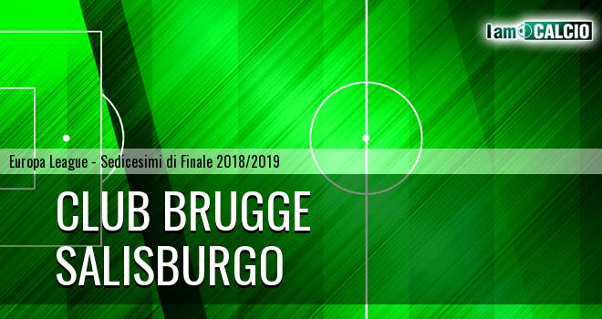 Club Brugge - Salisburgo