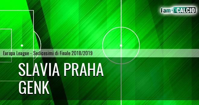 Slavia Praha - Genk
