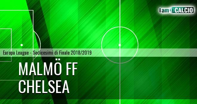 Malmö FF - Chelsea