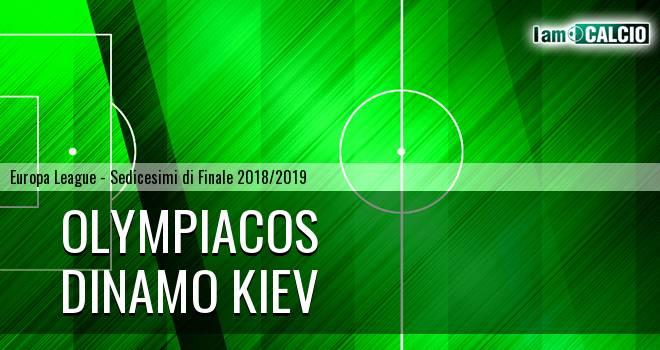 Olympiacos - Dinamo Kiev