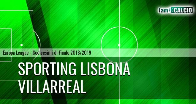 Sporting Lisbona - Villarreal