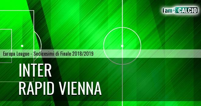 Inter - Rapid Vienna