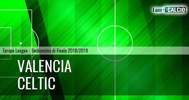 Valencia - Celtic