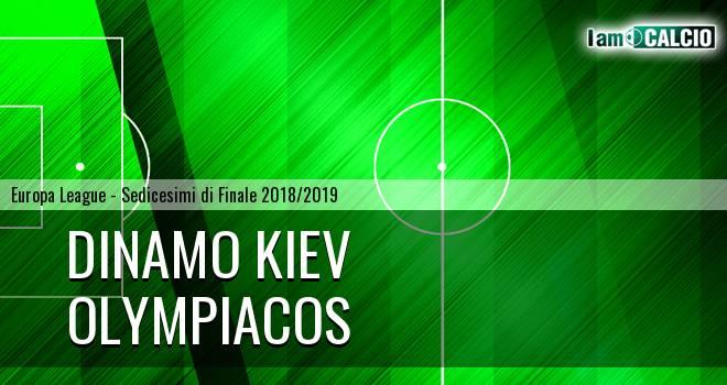 Dinamo Kiev - Olympiacos