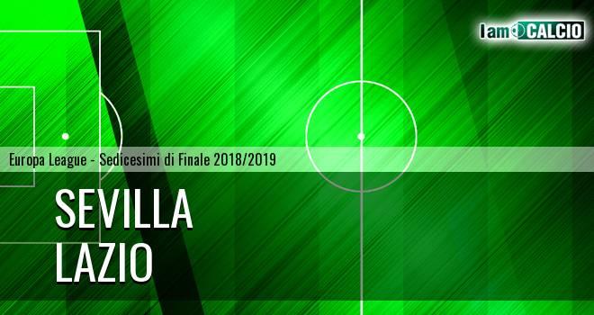 Sevilla - Lazio