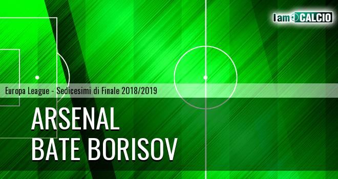 Arsenal - BATE Borisov