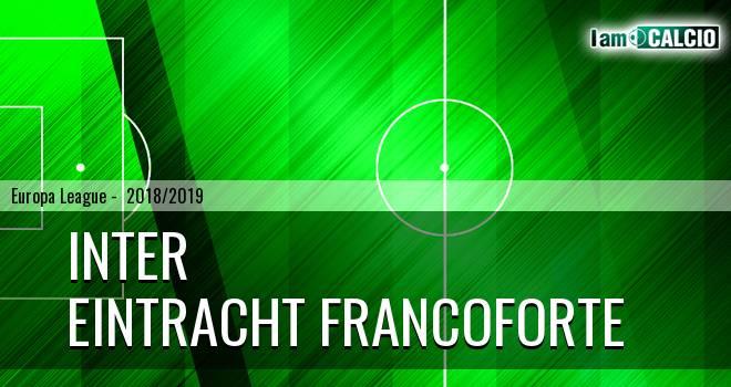 Inter - Eintracht Francoforte