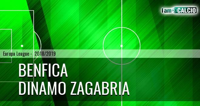 Benfica - Dinamo Zagabria