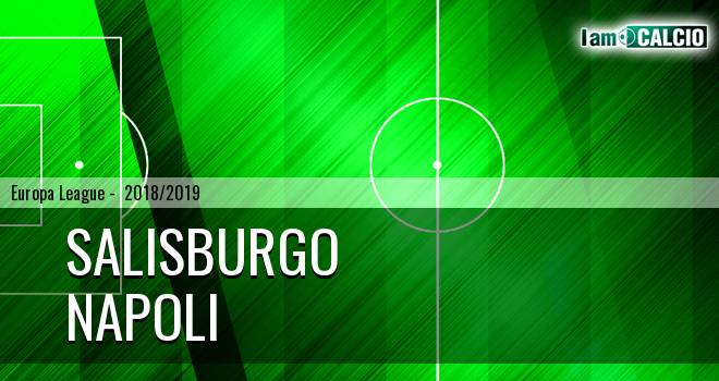 RB Salisburgo - Napoli