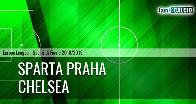 Sparta Praga - Chelsea