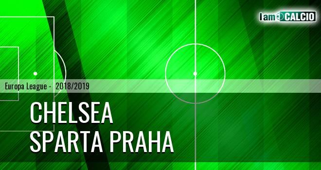 Chelsea - Sparta Praga
