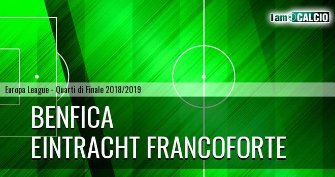 Benfica - Eintracht Francoforte
