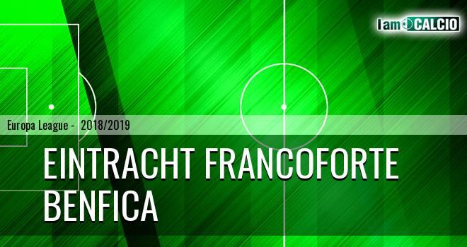 Eintracht Francoforte - Benfica