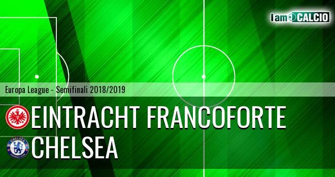 Eintracht Francoforte - Chelsea