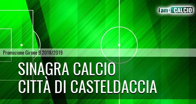 Sinagra Calcio - Città di Casteldaccia