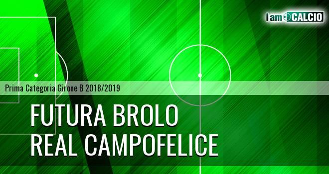 Futura Brolo - Real Campofelice