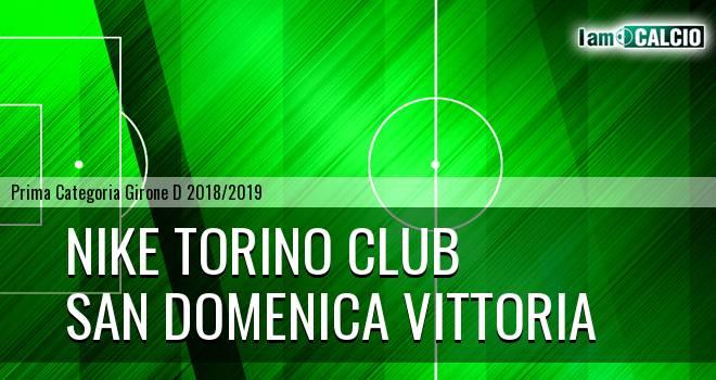 Nike Torino Club - San Domenica Vittoria