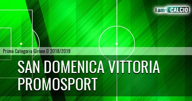 San Domenica Vittoria - Promosport