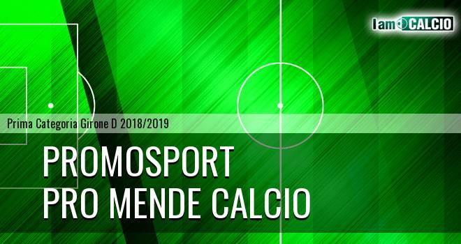 Promosport - Pro Mende Calcio