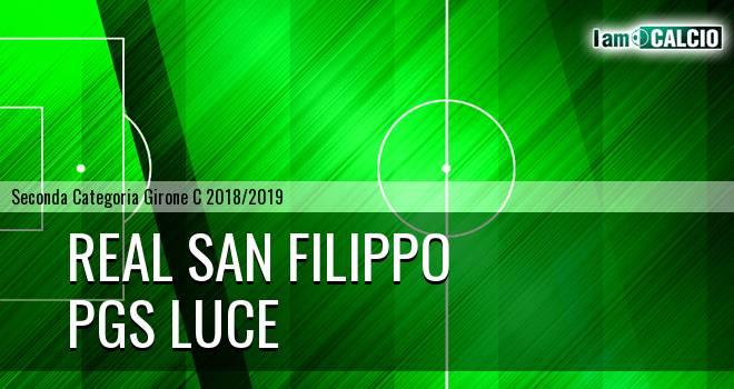 Real San Filippo - PGS Luce