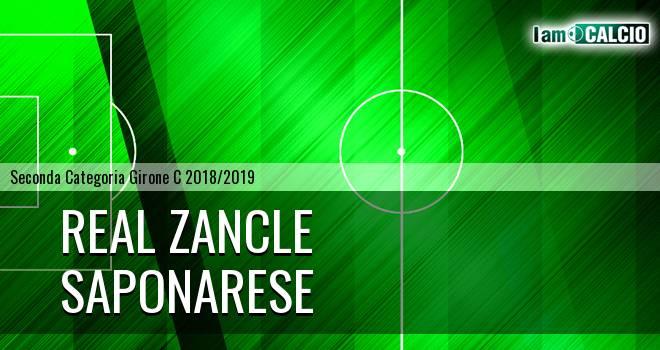 Real Zancle - Saponarese