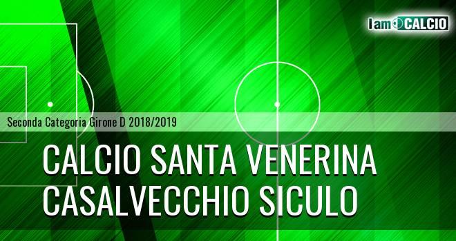 Calcio Santa Venerina - Casalvecchio Siculo
