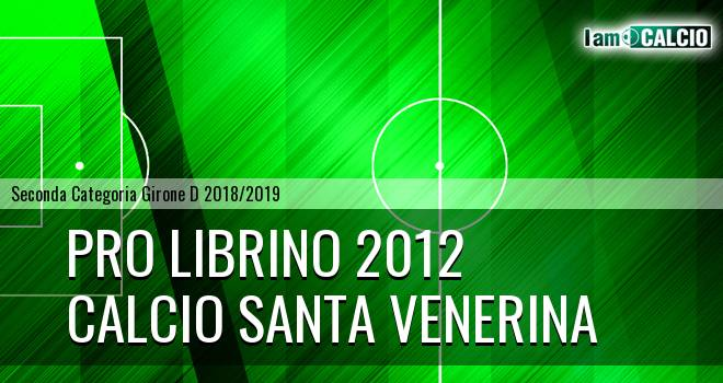 Pro Librino 2012 - Calcio Santa Venerina