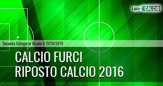 Calcio Furci - Riposto Calcio 2016