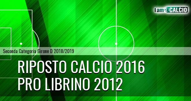 Riposto Calcio 2016 - Pro Librino 2012