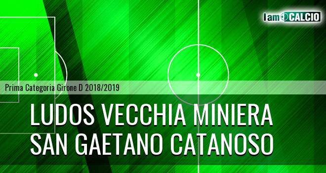 Ludos Vecchia Miniera - San Gaetano Catanoso