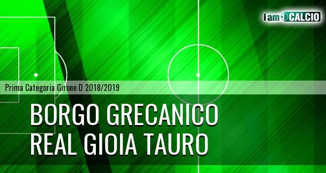Borgo Grecanico - Real Gioia Tauro