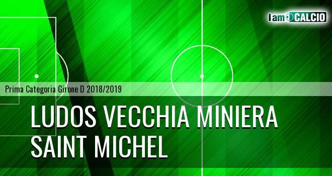 Ludos Vecchia Miniera - Saint Michel