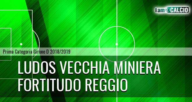 Ludos Vecchia Miniera - Fortitudo Reggio