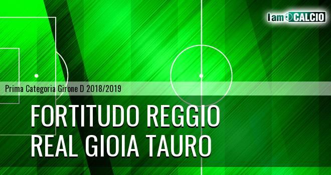Fortitudo Reggio - Real Gioia Tauro