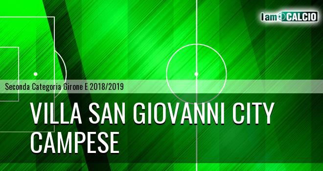 Villa San Giovanni City - Campese