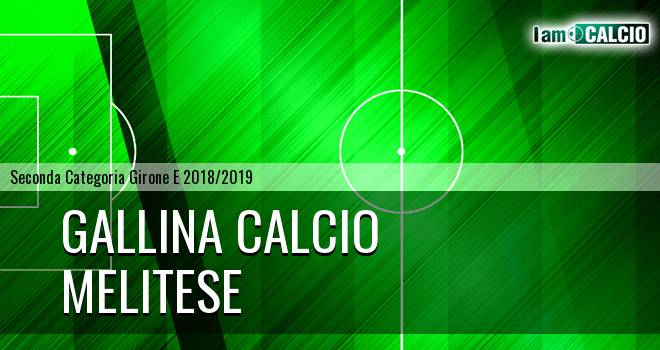 Gallina Calcio - Melitese