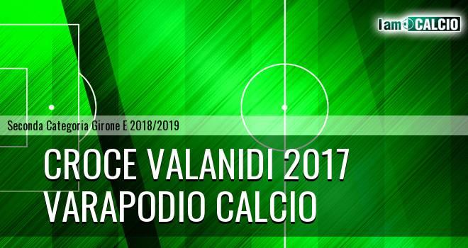 Croce Valanidi 2017 - Varapodio Calcio