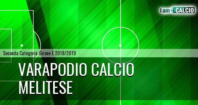 Varapodio Calcio - Melitese