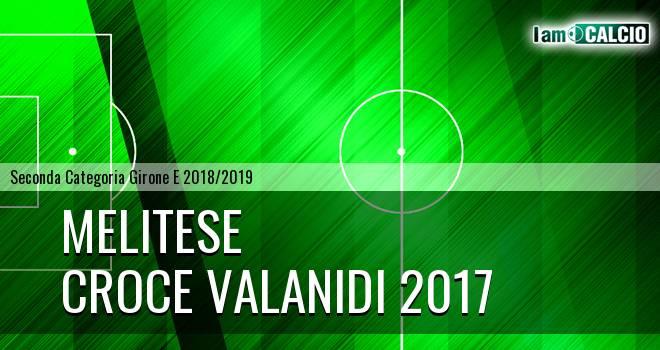 Melitese - Croce Valanidi 2017