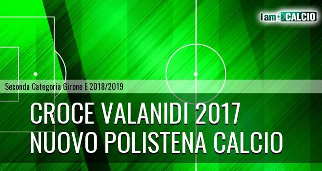 Croce Valanidi 2017 - Nuovo Polistena Calcio