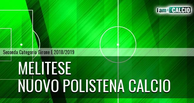 Melitese - Nuovo Polistena Calcio