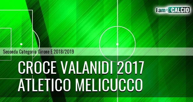 Croce Valanidi 2017 - Melicucco Calcio